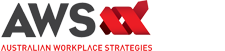 AWS – Australian Workplace Strategies Logo